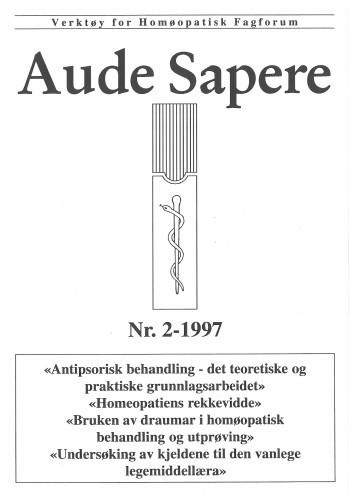 AudeSapere_02_1997_front